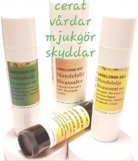 Ekologisk Hudvård Naturlig Hudvård - Annelunds Eko