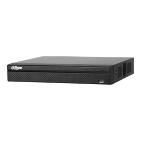 Dahua NVR 4 kanaler PoE, NVR4104-P-4KS2