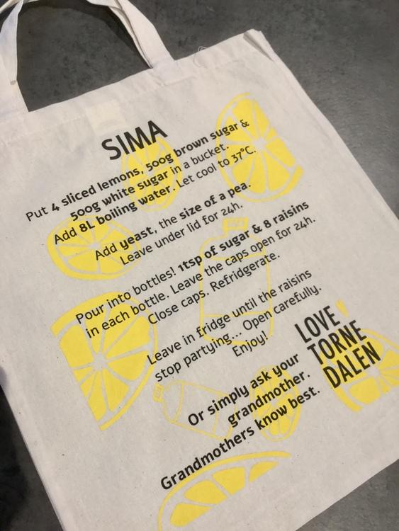 Tygkasse Sima / Cotton bag