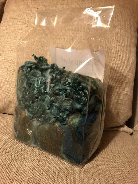 Spinnpaket 250g