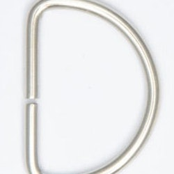 D-ring 25 mm - 1 inch Typ B