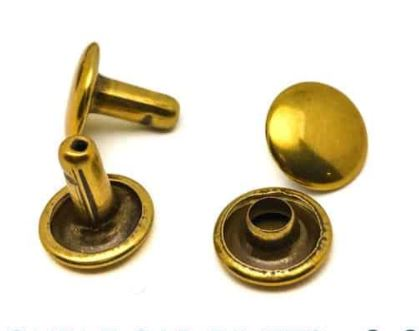 Double cap nitar 9*8 mm, 20-pack