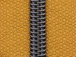 Dragkedja Nr 3 - Gunmetallspiral i 27 färger