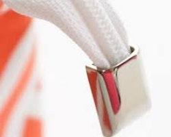 Zipper/Cord Ends Dragkedje/band avslut 1-pack