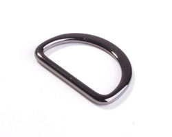 D-ring 25 mm - 1 inch Typ A Helgjutna