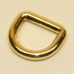 D-ring 15 mm - ½ inch