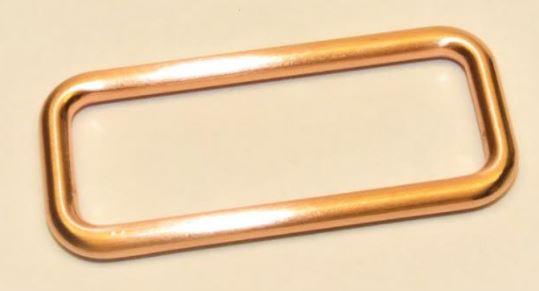 Rektangel 38 mm - 1½ inch