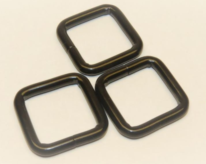 Rektangel 20 mm - 3/4 inch