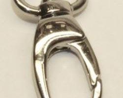 Karbinhake Typ A 13 mm - ½ inch