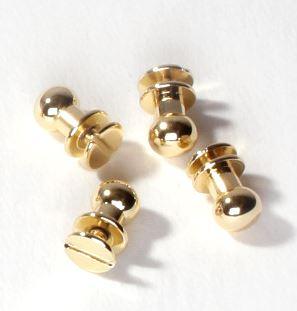 Stud button - Skruv till axelrem/lås