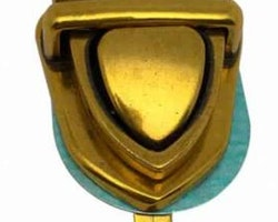 Trycklås / Tongue lock Serial Bagmakers
