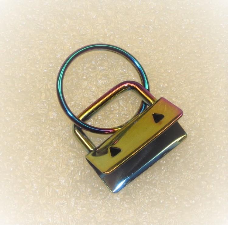 Nyckelring med remfäste / Key fob