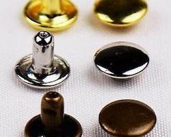 Double cap nitar 10*6 mm, 20-pack