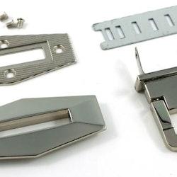 Fliplås - Large flip lock Emmaline bags