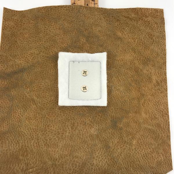 Remfäste - Easy strap anchor, Emmaline bags 4-pack