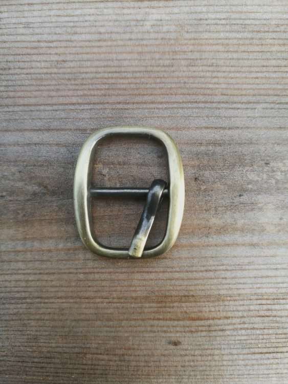 Bältspänne 15 mm - 1/2 inch