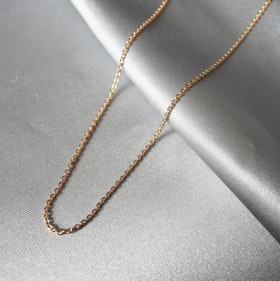 Gold chain 45-50cm