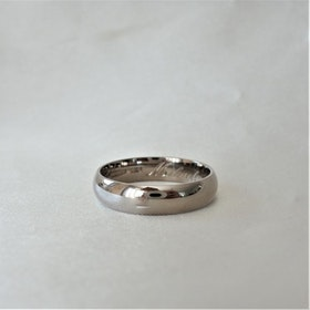 """Castor"" 5mm gold ring"