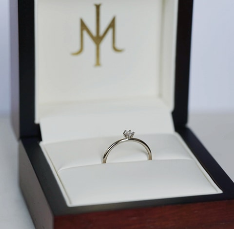 Borrow a proposal ring
