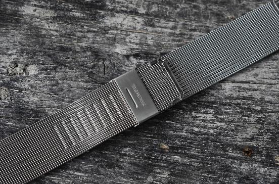 Mesh / milanese klocklänk 18mm 20mm 22mm