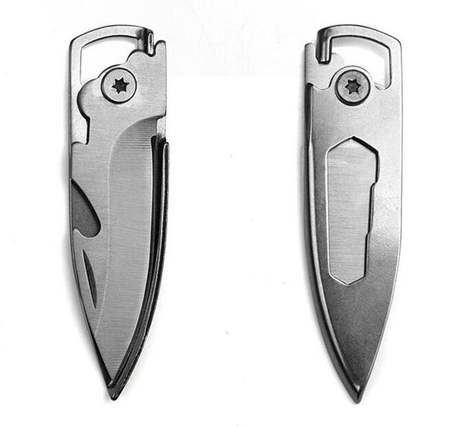 Fällkniv / multiverktyg och nyckelring