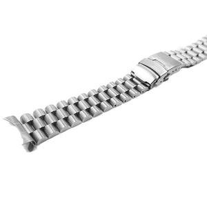 President bracelet for Seiko SKX silver 22mm