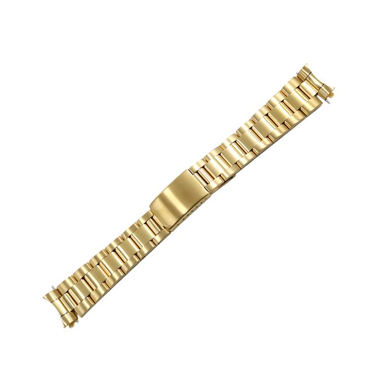 Oysterlänk guld 19mm 20mm