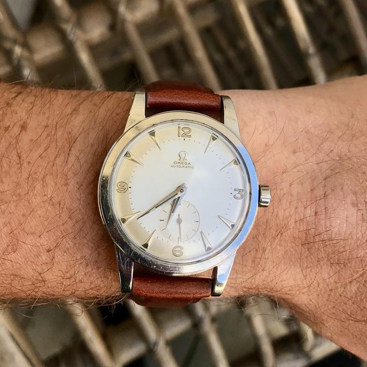Brunt klassisk klockarmband av läder DW Daniel Wellington