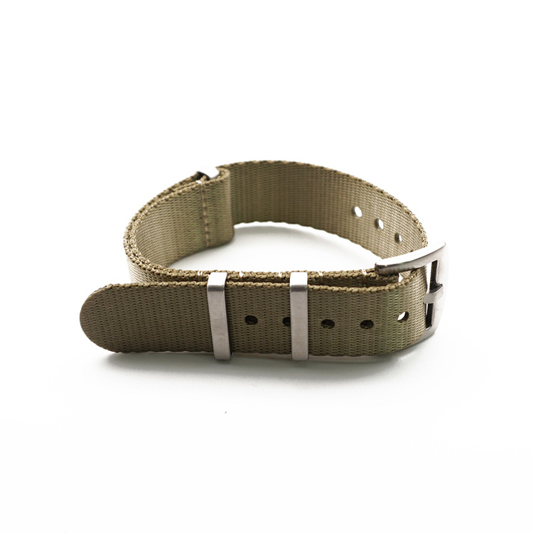 Seatbelt nato khaki 20mm 22mm