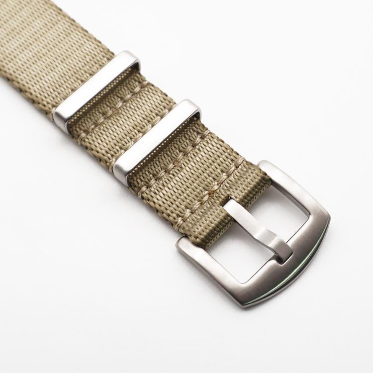 Seatbelt nato khaki 20mm 22mm