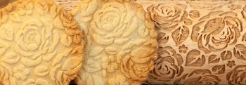 Mönsterkavel Vintage roses
