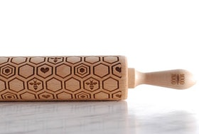 Mönsterkavel Honeycomb