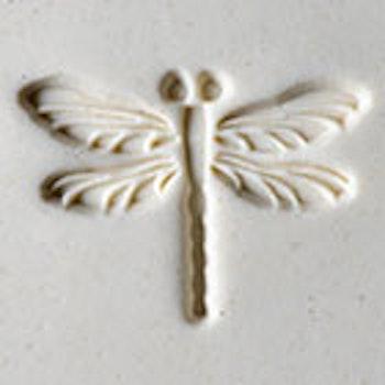 Stämpel Dragonfly 4 cm