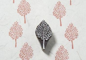 Stämpel Small tree