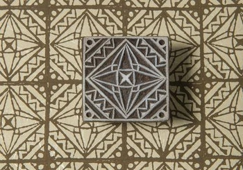 Stämpel Diamond square