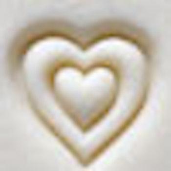 Ministämpel Hjärta 2