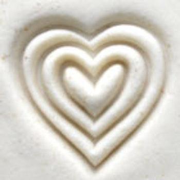 Stämpel Hjärta