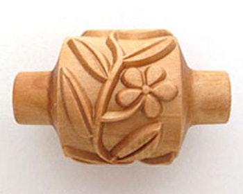 Mönsterrulle Blomsterranka