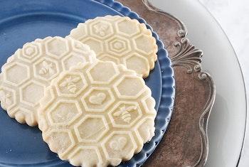Mönsterkavel Honeycomb liten
