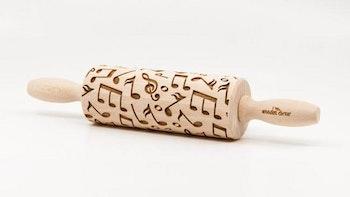 Mönsterkavel Musik liten