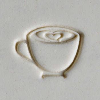 Stämpel Latte Love