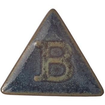 9883 Black blue speckle