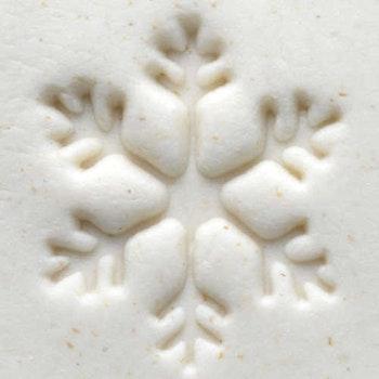 Stämpel Snöflinga