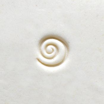 Ministämpel Enkelspiral