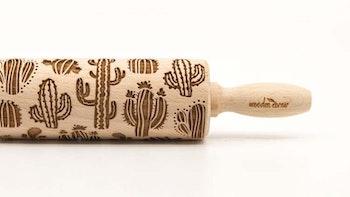 Mönsterkavel Kaktus liten