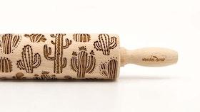 Mönsterkavel Kaktus