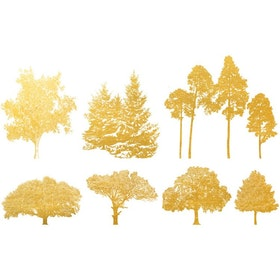 Dekal Träd