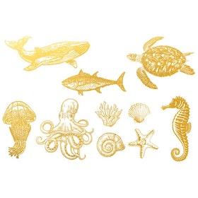 Dekal Havsdjur