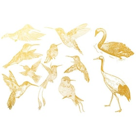 Dekal Fåglar 2