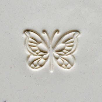 Stämpel Butterfly 4 cm